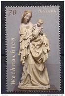 2014.14.11  Austria Mi.3172 **MNH  Krumauer Madonna - 1945-.... 2ème République