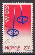 Norwegen  (1982)  Mi.Nr.  853  Gest. / Used  (6ew10) - Norwegen
