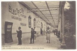 Cpa Charbonnières Les Bains - Galerie Des Glaces   ((S.367)) - Charbonniere Les Bains