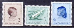 LUXEMBOURG  Timbres Neufs ** De 1957   ( Ref 4074  ) - Luxemburg