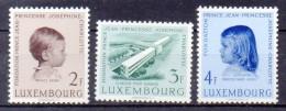 LUXEMBOURG  Timbres Neufs ** De 1957   ( Ref 4074  ) - Ungebraucht