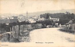 CPA 95 MONTMAGNY VUE GENERALE - Frankreich