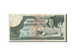 Cambodge, 1000 Riels, 1973, KM:17, SPL - Cambodia