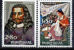 PIA - PORTOGALLO  - 1968  : Esposizione Filatelica Internazionale A Funchal  - (Yv 1041-47) - Philatelic Exhibitions