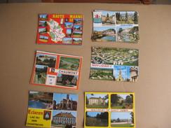 Lot 15 Cartes De La Haute Marne - 5 - 99 Cartes
