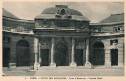 Paris Hotel Des Monnaies Cour D'honneur Façade Nord - Autres Monuments, édifices