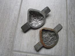 Très Rare Moule à Chocolat HUITRE De Belon - Autres Collections