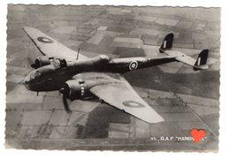 """11499-LE-AVIONS-R.A.F. Handley-Page  """"HAMPDEN """"-Bombardier Utilisé Surtout Au Début De La Guerre - 1946-....: Moderne"""