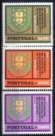 PIA - PORTOGALLO  - 1970  : 25° Dl Centro Per Il Miglioramento Della Piante   - (Yv 1083-85) - Vegetazione