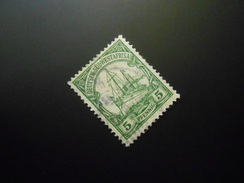 D.R.25  5Pf   Deutsche Kolonien (Deutsch-Südwestafrika) 1906 - Colonia: Sudafrica – Occidental