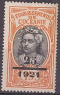 Océanie N °46** - Océanie (Établissement De L') (1892-1958)