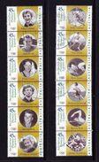 Australia 1998 Olympic Legends Set Of 12 Used -
