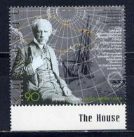 ARMENIA 1996 288 Centenary Of Return Of Fridtjof Nansen's Arctic Expedition - Polar Explorers & Famous People