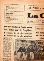 Journal La Croix Du Samedi 6 Mars 1965 - Religion & Esotérisme