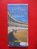 CARTE ROUTIERE Espagne Portugal - Cartes Routières