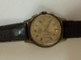 Montre Bracelet Sanco Chronographe Suisse Fonctionne