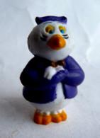 FIG - CALIMERO - 1995 MAITRE HIBOU Oeuf Surprise Type Kinder (3) - Figurines