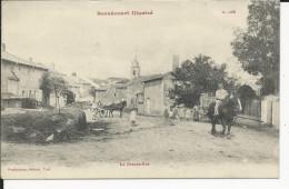 Bernecourt   Grande Rue   Ecrite Par Marving - Andere Gemeenten
