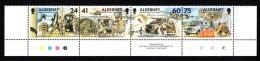 Alderney - 1996 - 25th Anniversary Of 30th Signal Regiment - MNH - Alderney