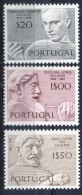 PIA  -  PORTOGALLO  -  1971  : Scultori Portoghesi   (Yv 1110-15)