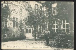 +++ CPA - LAARNE - Château De LAERNE - Cour Intérieure E.G. Série 9 N° 5  // - Laarne