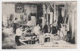 37 INDRE ET LOIRE - METTRAY Colonie, Les Menuisiers - Mettray