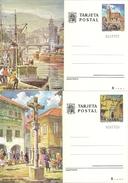 Enteros Postales Juan Carlos I  Del Año 1976 A 1984   Edifil 113/128 Y 133/138   NL363