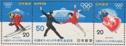 JAPON 1972 - JAPAN - OLYMPICS SAPPORO 72