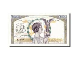 France, 5000 Francs, 5 000 F 1934-1944 ''Victoire'', 1941, 1941-10-30, KM:97c... - 1871-1952 Anciens Francs Circulés Au XXème