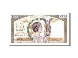 France, 5000 Francs, 5 000 F 1934-1944 ''Victoire'', 1941, 1941-07-31, KM:97c... - 1871-1952 Anciens Francs Circulés Au XXème
