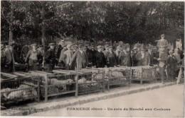 Formerie Un Coin Du Marché Aux Cochons - Formerie