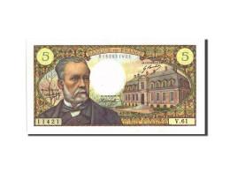 France, 5 Francs, 5 F 1966-1970 ''Pasteur'', 1967, 1967-12-07, KM:146b, SUP+,... - 5 F 1966-1970 ''Pasteur''