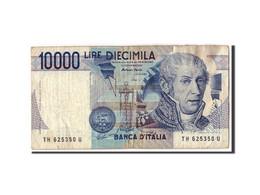 Italie, 10,000 Lire, 1984, KM:112d, 1984-09-03, B+ - [ 2] 1946-… : République