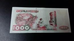 Billet -UNC--Algérie-Algeria-1000DA - Argelia