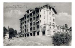 D 38 - VILLARD De LANS -  Spendid Hotel    -    -  MA  1911 - Villard-de-Lans