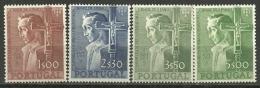 Portugal, Nr. 831-34, Postfrisch - Usati