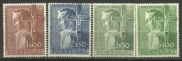 Portugal, Nr. 831-34, Postfrisch - 1855-1858 : D.Pedro V