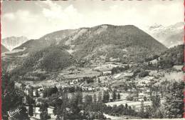 09 - Ariège - Seix - Vue Générale - Massif Du Montvalier - Francia