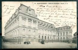 # - SAINT QUENTIN - Palais De Fervaques - Façade - Saint Quentin
