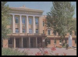 4281 RUSSIA 1975 ENTIER POSTCARD L 36456 (K72) Mint ODESSA UKRAINE FILATOV INSTITUTE OPHTHALMOLOGY OPHTALMOLOGIE MEDIZIN - Geneeskunde