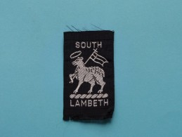 Boy Scouts Badge : SOUTH LAMBETH ( Zie Foto Voor Detail ) ! - Padvinderij