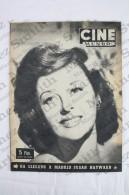 Old Movie/ Cinema Magazine From 1953, Cover: Susan Hayward, Back Cover: John Payne - Revistas