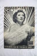 Old Movie/ Cinema Magazine From 1953, Cover: Greer Garson, Back Cover: Rita Hayworth - Magazines