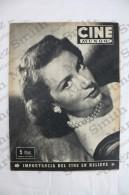 Old Movie/ Cinema Magazine From 1953, Cover: Deborah Kerr, Back Cover: Elizabeth Taylor & Michael Wilding - Revistas