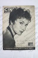 Old Movie/ Cinema Magazine From 1953, Cover: Gina Lollobrigida - Revistas