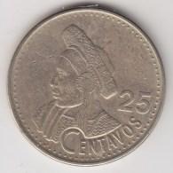 @Y@   Guatemala 25 Centavos  1998 (3172) - Guatemala