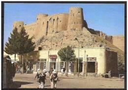Afghanistan: Intero, Stationery, Entier, Castello, Castle, Château, 2 Scan