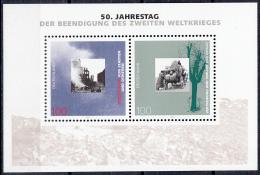 West-Duitsland - 50. Jahrestag Der Beendigung Des Zweiten Weltkrieges -MNH - M Blok 31 - [7] West-Duitsland