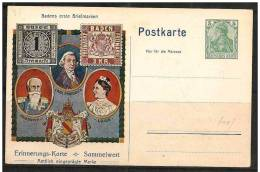 Germania/Germany/Allemagne: Intero, Stationery, Entier, Castello, Castle, Château
