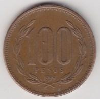 @Y@   Chili  100 Pesos  1999    (3181) - Chili